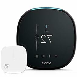 ecobee Smart Home Thermostat Programmable Built-In Alexa wit