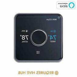 Hive Smart Home Thermostat, Works with Alexa & Google Home,