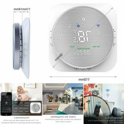 Smart Home WiFi Heat Pump Thermostat Work by APP to Remote C