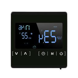 Smart LCD Thermostat for Home Programmable Electric Floor He