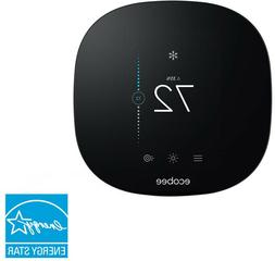 Smart Thermostat 3 Lite Smart Home Enabled Hardwired Black H