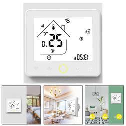Smart WiFi Thermostat Digital Temperature Controller Home Re