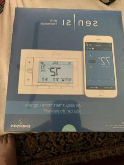 Emerson ST55 Sensi Wi-Fi Smart Thermostat for Smart Home, DI