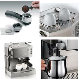DeLonghi Stainless Steel Espresso Maker Commercial Electric