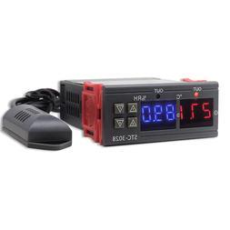 STC-3028 Digital Temperature Humidity Controller <font><b>Ho