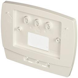 Honeywell SuitePro Wall Plate Adapter, Plastic, White, 50033