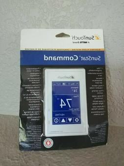 SunTouch Sunstat Command 7-Day Programmable Thermostat 81019