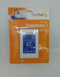 SunTouch SunStat Command Floor Heating Programmable Thermost