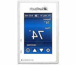 SunTouch SunStat Command Programmable Touch Screen Floor Hea