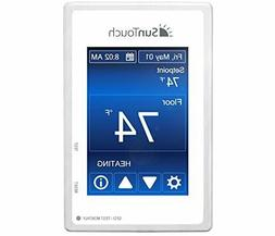 SunTouch SunStat Command Touchscreen Programmable Floor Heat