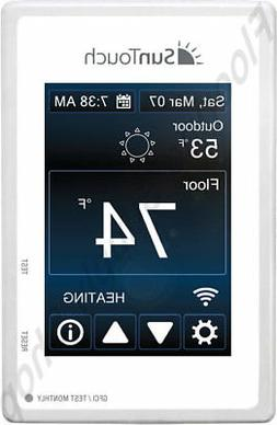 SunStat Command Touch Screen Programmable Thermostat Model 5