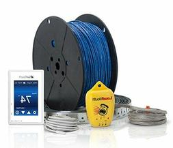 SunTouch WarmWire  Floor Heat Kit, 80 SF Cable w/ Command To