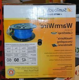 WATTS SunTouch WarmWire Electric Floor Heating 81014503 BRAN