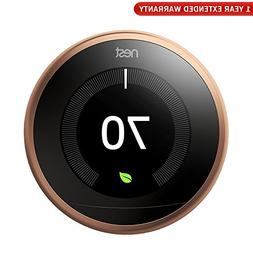 t3021us learning thermostat 3rd gen