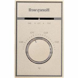 Honeywell T651A3018 Non-Programmable Line Voltage Thermostat