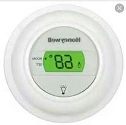 Honeywell T8775A1009 Digital Round Non-Programmable Heat Onl