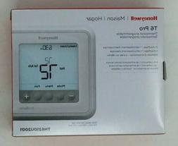 Honeywell TH6210U2001 T6 Pro Programmable Thermostat 2H/1C