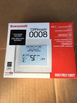 Honeywell Th8110r1008 Vision Pro 8000 To