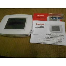 HONEYWELL TH8110U1003 1-HEAT/1-COOL VISION PRO 8000 PROGRAMM