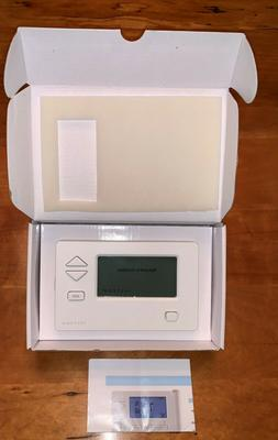 Insteon 2441TH Smart Thermostat, White