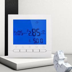 Thermostat Remote Control Button Home White NTC Backlight Wi