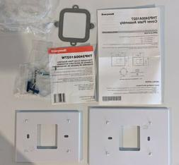 Honeywell  THP2400A1027W White Cover Plate Assembly White 4