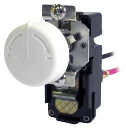 King Electric TKIT-1BW Single-Pole Built In Thermostat Kit,