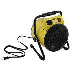 Utility Shop Heater Fan Electric Small Portable Room, Home,