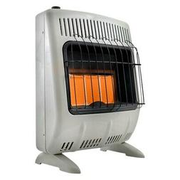 Mr Heater F299821 Vent Free 20,000 BTU Radiant Natural Gas H