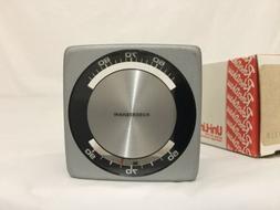 Vintage Robertshaw Uni-Line 21-933 C3-42 Thermostat Cover Sa
