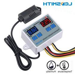 w1099 digital temperature humidity controller font b