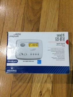 White Rodgers 70 Series 1F78-151 Programmable Home Thermosta