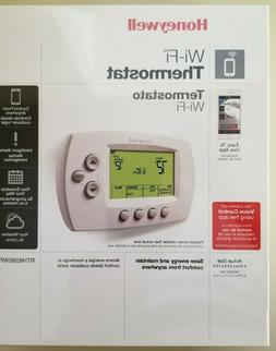 Honeywell Wi-Fi 7 - Day Programmable Thermostat + Free App