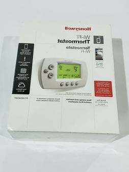 Honeywell Wi-Fi 7-Day Programmable Thermostat + Free App  RT