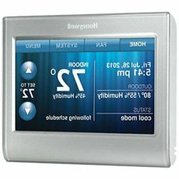 Honeywell Wi-Fi 9000 Color Touchscreen Thermostat Silver Ale
