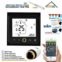 wifi radiator <font><b>thermostat</b></font> <font><b>progra