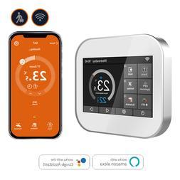 WiFi Smart <font><b>Thermostat</b></font> Temperature <font>