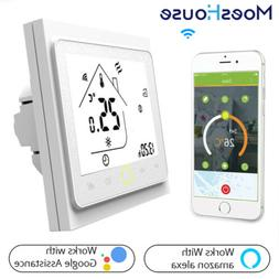 wifi smart thermostat controller for water gas