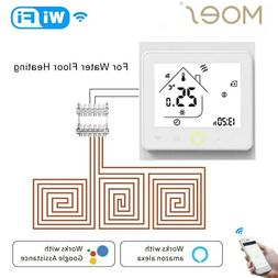 WiFi Smart Thermostat Controller Water Floor Heating Alexa G