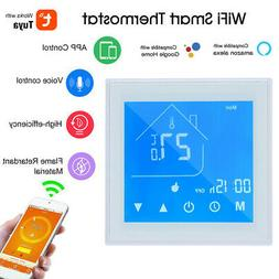 WiFi Smart Thermostat Temperature Controller LCD Fit for Ale