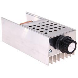 WSFS Hot AC 220V 6000W SCR Voltage Regulator <font><b>Contro