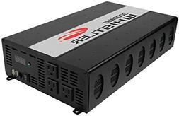 WHISTLER XP3000i 3,000-Watt Power Inverter